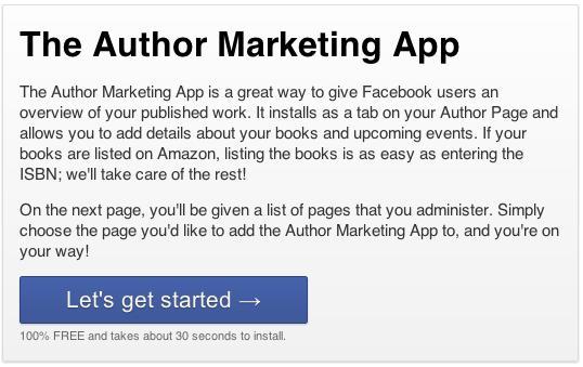 Author App