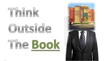 Think outside book