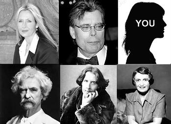 authors famous