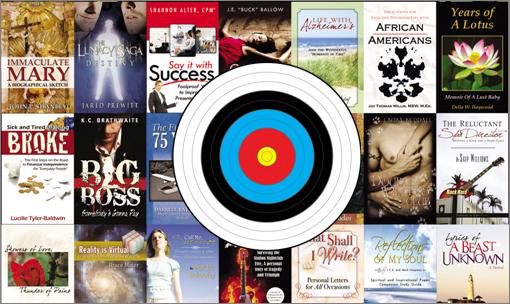 Book Cover Bullseye