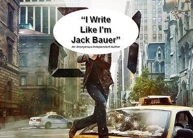 Jack Bauer Author