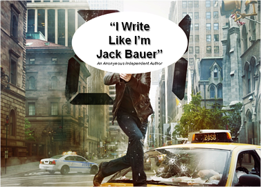 Jack Bauer Author