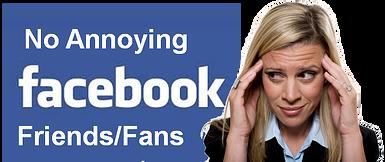Annoy facebook
