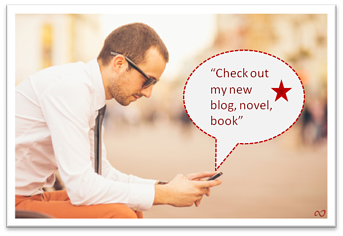 Author_text_messaging_star