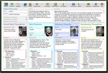 Novel_writing_software_infinity_publishing