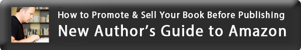 The Amazon Guide for New Authors
