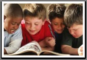 Kids_writing_books